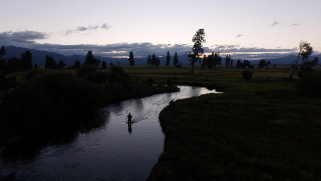 Rock Creek Fishing in Montana